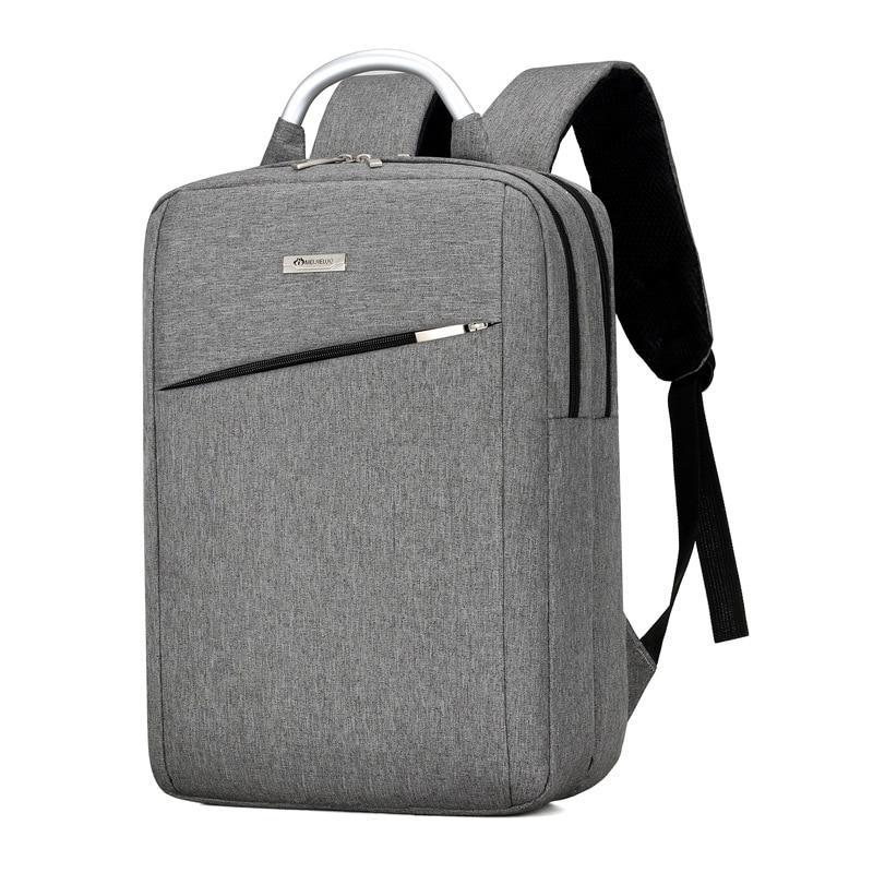 Canvas Men Laptop Backpack Male Oxford Women Backpack College School Bags 15.6 Computer Backpack Travel Luggage mochila feminina