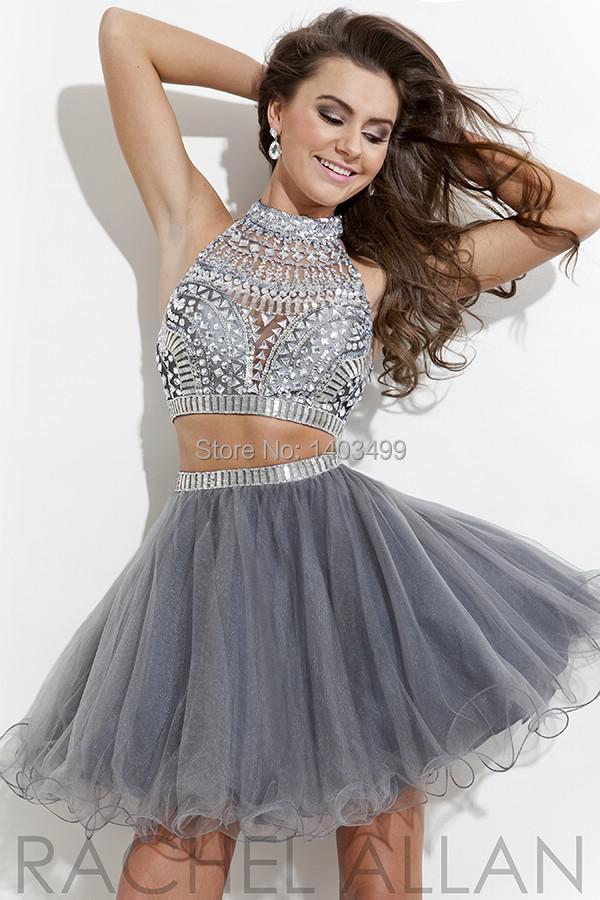 Aliexpress.com : Buy Rachel Allan Short Tutu Prom Dresses with ...