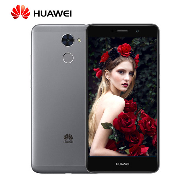 "Original HuaWei Enjoy 7 PLus 4G LTE Mobile Phone Octa Core Android 7.0 5.5"" IPS 1280X720 3GB RAM 32GB ROM 4000mAh Fingerprint"