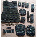 Military army steel wire tactical vest ciras New Molle Combat Strike Plate Carrier 9.11 live cs Airsoft Paintball Vest