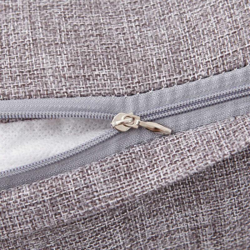 Turetrip ファッションスロー枕ケースカフェソファクッションカバー家の装飾長方形 Coussin 装飾ソファ Pilow カバー