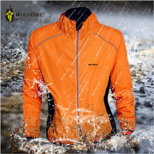 WOLFBIKE Wind MTB cycling jacket men 5 colors Professional anti-repellent breathable Coat Jerseys Windbreak Bicycle Jackets(China)