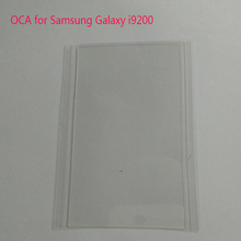 New 5pcs/lot 250um OCA for Samsung Galaxy i9200 Optical Clear Adhesive For LCD Refurbish for MIT Formitsu Free shipping