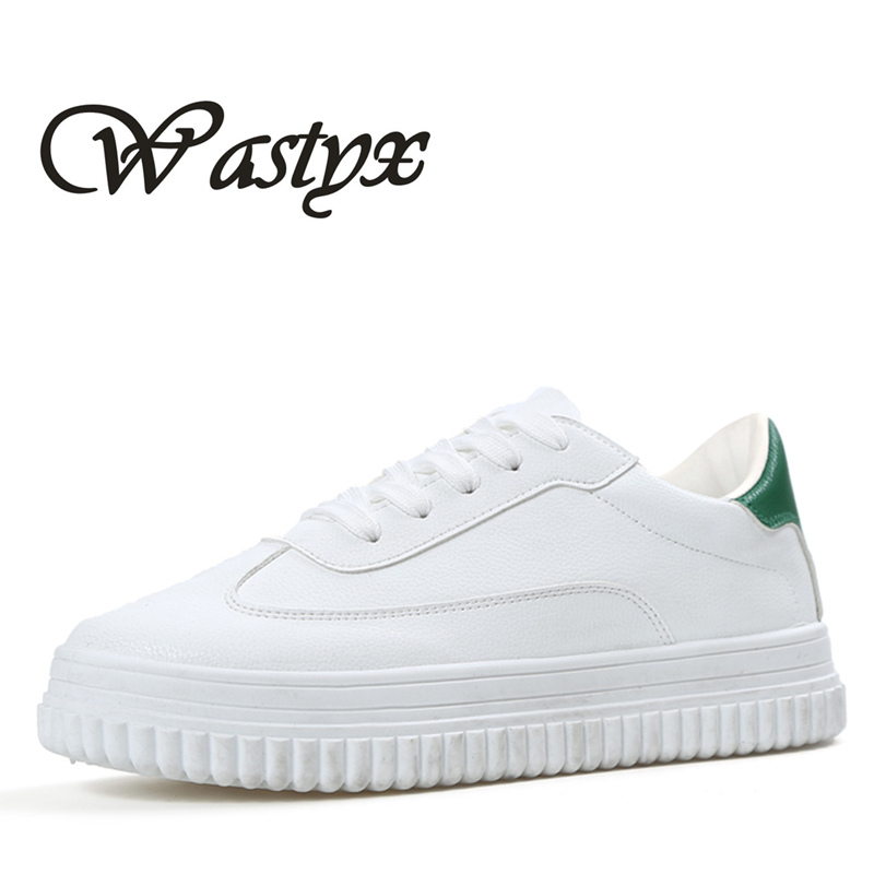 New flat platform casual shoes women fashion small white shoes ladies lace up Thick soled shoes woman breathable tenis feminino women harajuku cartoon lace up wedges platform shoes 2015 casual shoes trifle thick soled graffiti flat shoes ladies creepers