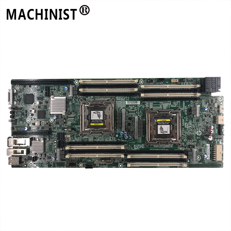 For HP ProLiant XL230A XL230B GEN9 X99 Server Workstation Desktop Motherboard LGA 2011 DDR4 750312-001 795539-001 Free Shipping
