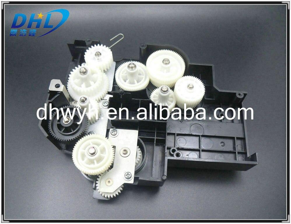 free shipping Main Motor Gear Assembly Refurbish for Minolta 283 7828 363 423 369 429