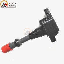 Promo Malcayang High Performance Auto Ignition Coil AK-2058 CM11-109 4909 C 30520-PWA-003 30520-REA-Z01 For Civic Hybrid 1.3L