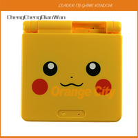 ChengChengDianWan 3sets/lot New arrival Housing Shell Case Cover for Gameboy Advance SP for GBA SP