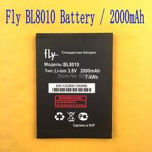 Nouvelle d'origine de Haute Qualité 3.7 V 2000 mAh BL8010 Batterie pour Fly BL8010 mobile téléphone en stock + Code de Piste + livraison gratuite