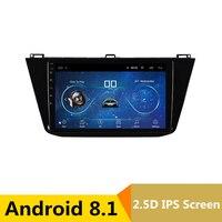 9 Android Car DVD GPS For VW Volkswagen Tiguan 2017 2018 car radio navigation audio stereo headunit bluetooth wifi