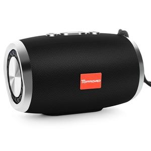 Image 1 - Bluetooth Колонка TOPROAD портативная с поддержкой TF карт и FM радио