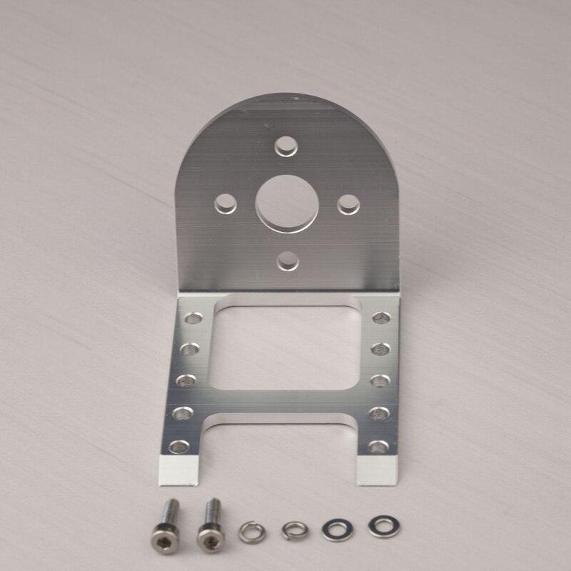 36/40mm CNC Motor Mount CAT Motor Bracket Aluminum Alloy Motor Holder Seat for CAT Brushless RC Boat DIY Accessories