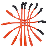 10.2MM RED SPARK PLUG WIRES SET for CHEVY GMC TRUCK 4.8 5.3 6.0 VORTEC ENGINES
