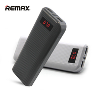 Remax Proda Powerbank 20000mah 2 1A Double USB Best External Battery Notebook Power Charger 20000 Mah