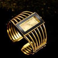 Montre Femme 2019 femmes montres femmes mode dames Montre de luxe Bracelet en or femmes montres élégant Femme horloge reloj mujer
