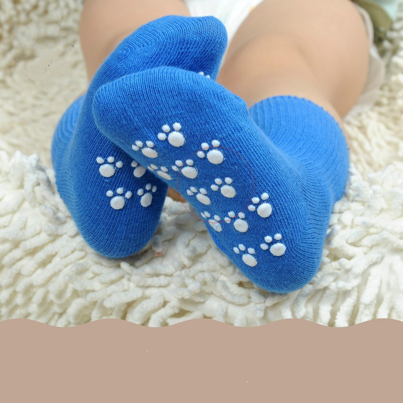 2016 Kids Socks 2-6 years Boy Girl Casual socks Summer Autumn cotton Meias child Slippers,Anti Slip Socks Floor Children Socks