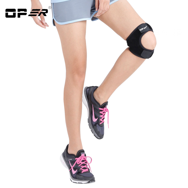 OPER Knee Orthosis Pads Health Care Knee Pain Brace Қолдау Patellar Loose Prevent Sprined Orthopedic Walker Posture Corrector