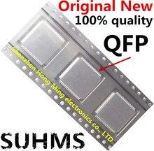 (2 5 peça) 100% Novo ATXMEGA128A3U AU ATXMEGA128A3U QFP 64 Chipset