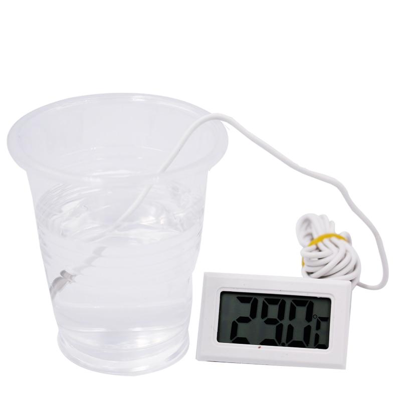 Digitaalne vedelkristalltemperatuuri termomeeter 2M -50 ~ +110 - Mõõtevahendid - Foto 3