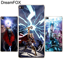 DREAMFOX M360 Thor Soft TPU Silicone Case Cover For Huawei P8 P9 P10 Lite Plus 2017 Honor 8 Lite Pro 9 6X(China)