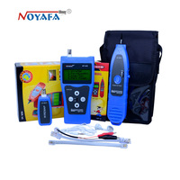 LCD Wire Fault Locator NF 308 Blue color Coacial BNC usb lan cable finder Network cable tester RJ45 RJ11 NF_308