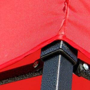 Image 4 - החלפת אוקספורד בחוץ אוהל חופה סוכך למעלה כיסוי שמש צל חיצוני עבור חוף גן פרק ללא מסגרת