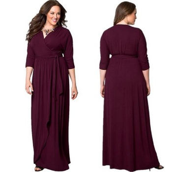 fdaa65a8e7d16 Frona – Maternity Maxi Tiered waterfall Pregnancy Gown / Dresses- Plus Size  10-22
