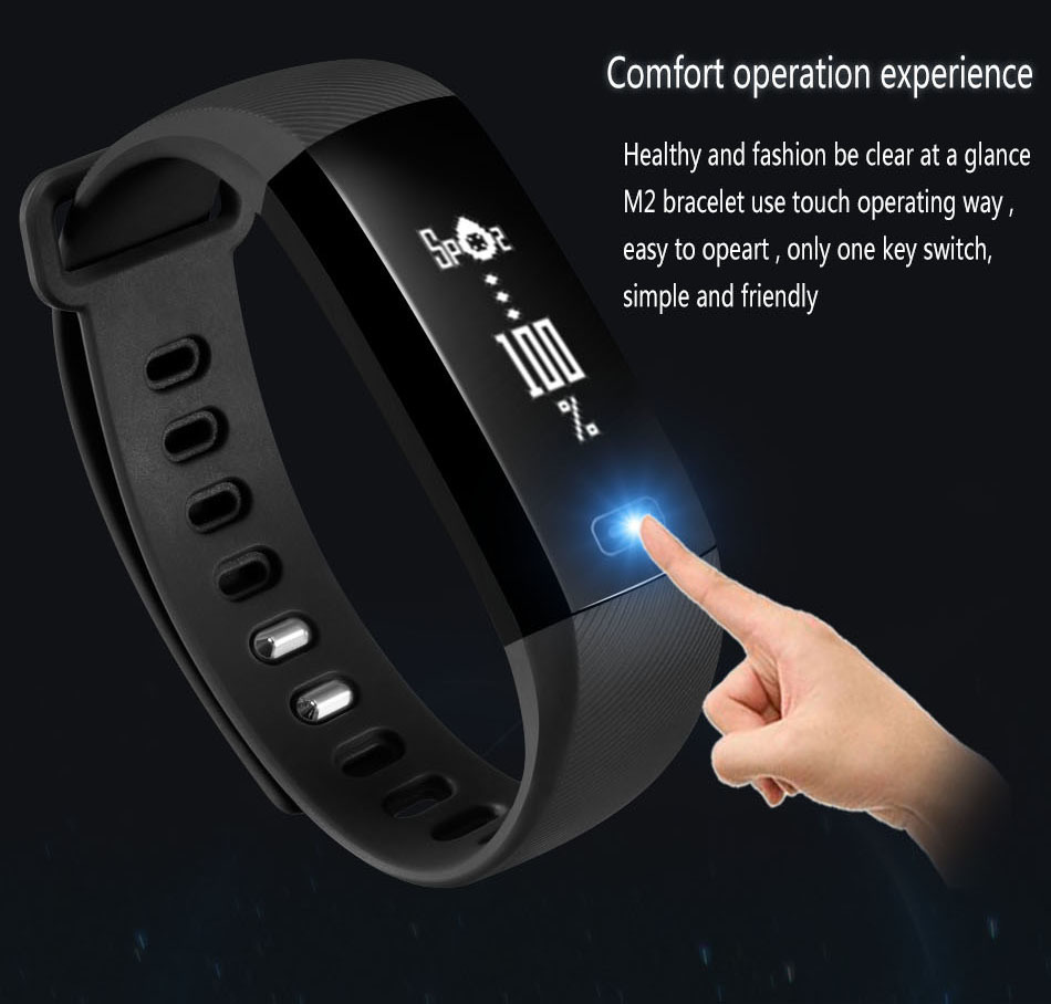Curren M2 R5 Pro Smart Wristband Fitness Tracker Bracelet Heart Rate Jam Tangan Health Band Blood Pressure Pulse Meter Watch Smartband For Ios Android Pk
