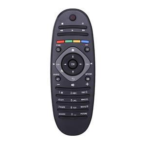 Image 1 - ユニバーサルリモコン適切なフィリップス対応のテレビ/dvd/auxリモートコントロールワイヤレスリモコンポータブルリモコン