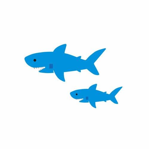 Download 100 Gambar Ikan Hiu Kartun HD Gratis