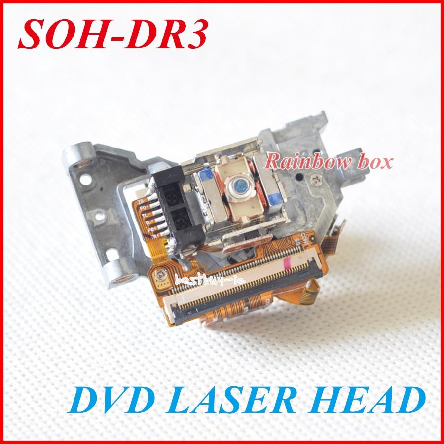 Image 4 - SOH DR3 Laser Lens Lasereinheit SOHDR3 Optical Pickup Bloc Optique For Samsung DVD   SOH DR3optiquedvd  -