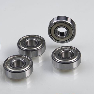Special Section High Quality 2pcs/lot Miniature Deep Groove Ball Bearing 608zz 608z 8*22*7 Mm,3d Printer Accessories Bearing 608 2z P0 Electronic Components & Supplies