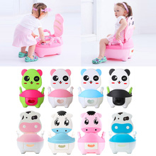 Soft Baby Potty Toilet Training Seat Portable Plastic Infant