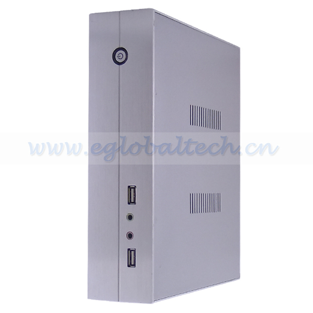 OEM Computer Vesa PC Intel Core i3 CPU, 4GB DDR3, 128GB SSD, 8 USB port HTPC HDMI PC 1080P, 3D Games Umpc