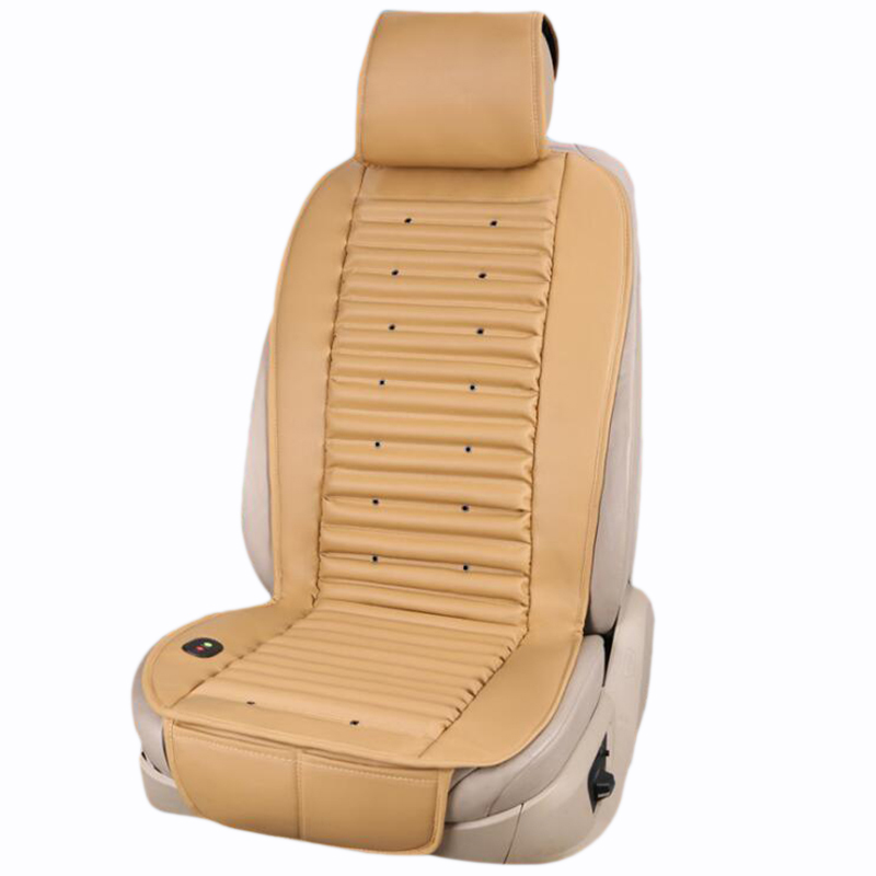 Summer Auto Seat Cushion 12V Cooling Car Air Cushion With Fan Seat Cushion Car Summer Ventilation Cushion Seat
