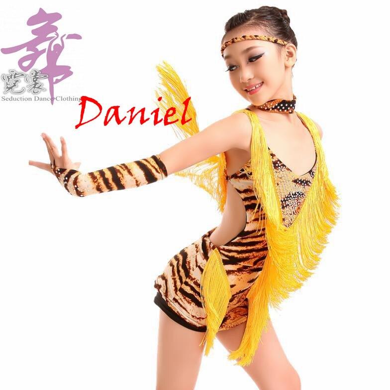 yellow dress for girl zebra