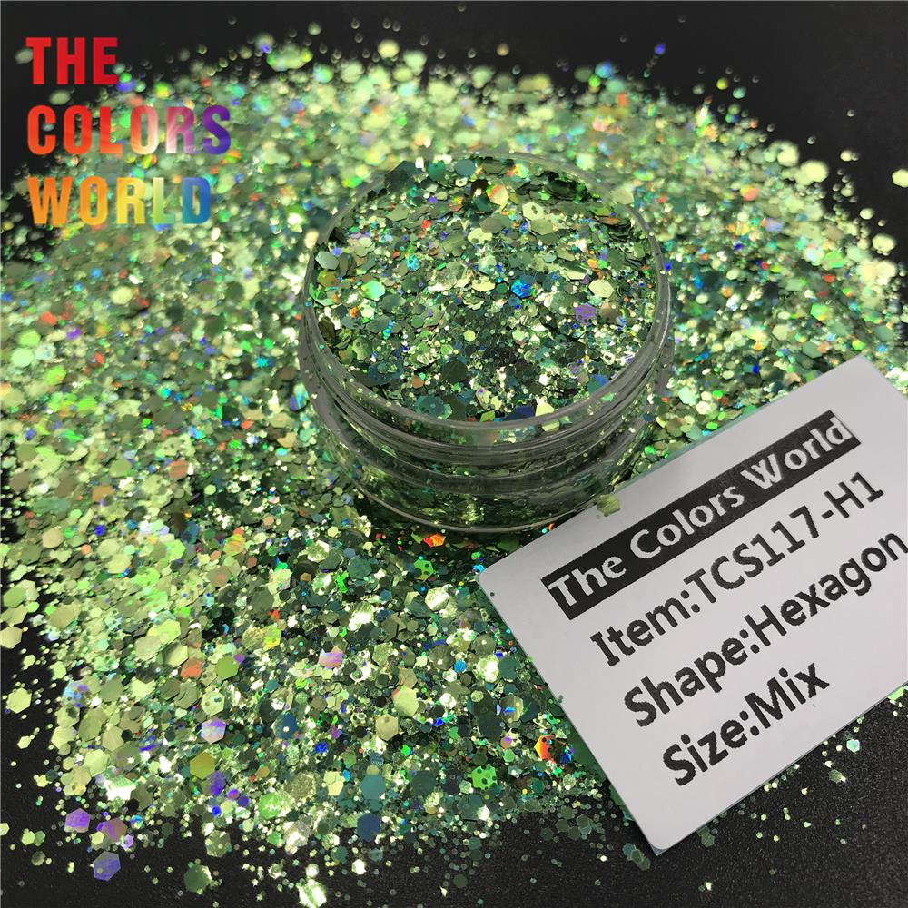TCT 347 holográfico solvente resistente mistura robusta