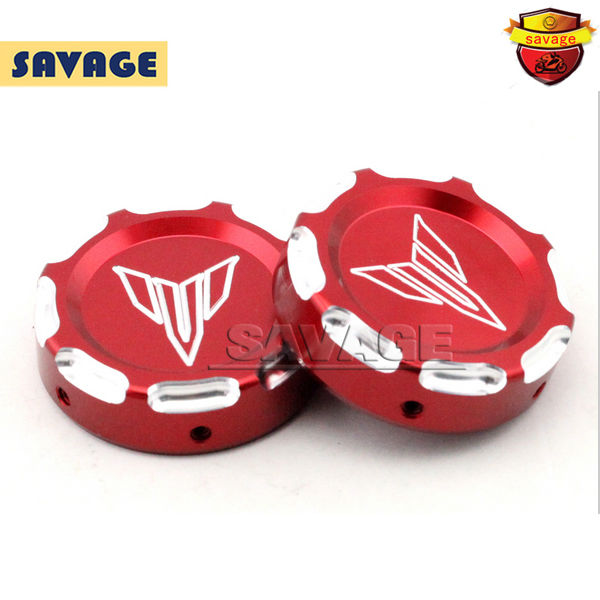 Подробнее о For YAMAHA MT-07 FZ-07 MT07 FZ07 2014-2016 Red Motorcycle Accessories CNC Aluminum Front Fork Decorative Cover Cap NEW for yamaha mt07 fz07 mt 07 fz 07 2014 2015 motorcycle cnc billet aluminum front fork cover caps blue free shipping
