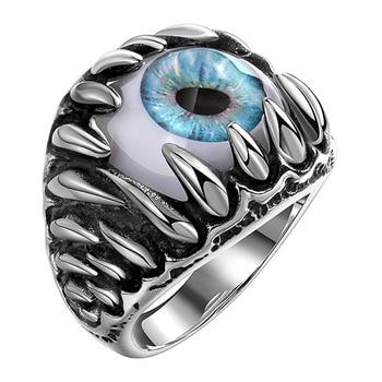 טבעת לעין הרע בעיצוב אמיתי