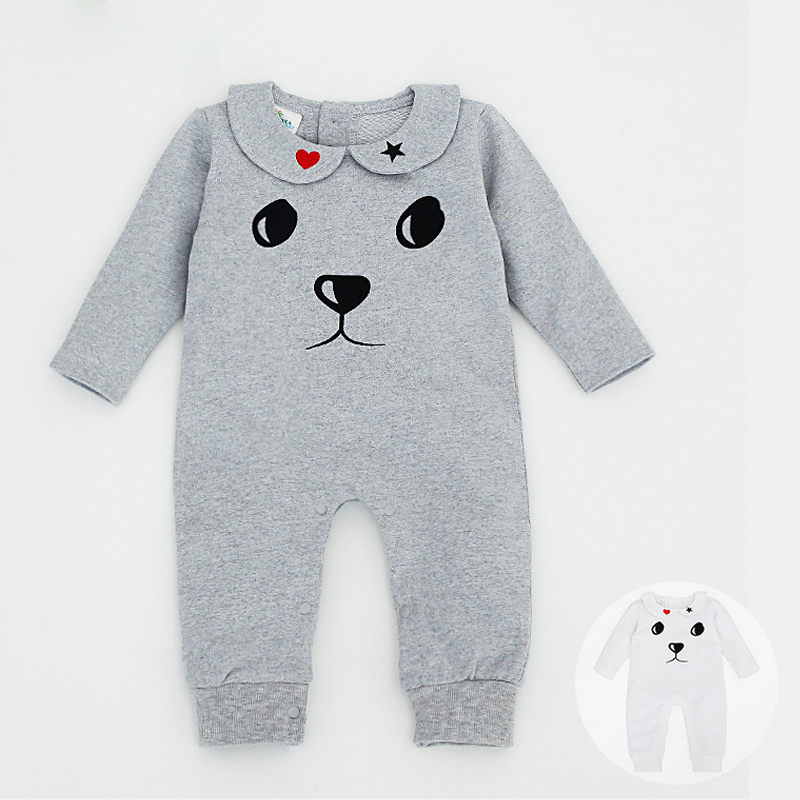 Baby boy twins clothes Newborn baby 0 6 months jumper baby Recem born cotton Long sleeve warm romper new year infant jumpsuit 3pcs set newborn infant baby boy girl clothes 2017 summer short sleeve leopard floral romper bodysuit headband shoes outfits