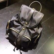 2016 New Arrival Backpack For Men Travel Backpacks Western Design Style Leather School Backpack Mochila Zip