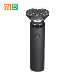 2018 Original Xiaomi Mijia Electric Shavers For Men 3D Floating Triple Blade Dry Wet Main-Sub Dual Blade Turbo+ Mode Comfy Clean