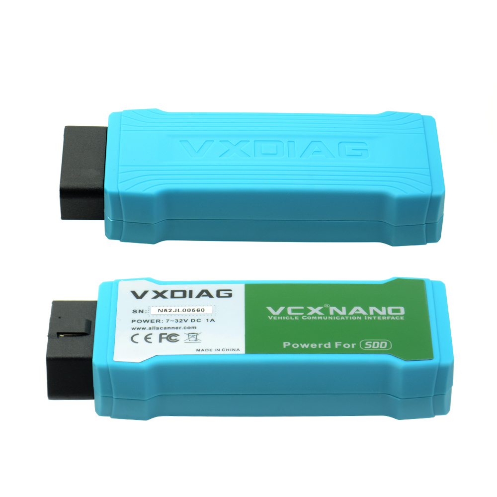 WIFI Version VXDIAG VCX NANO for Land Rover/Jaguar 2 in 1 Software V143 for Land Rover Diagnostic Tool Free Shipping
