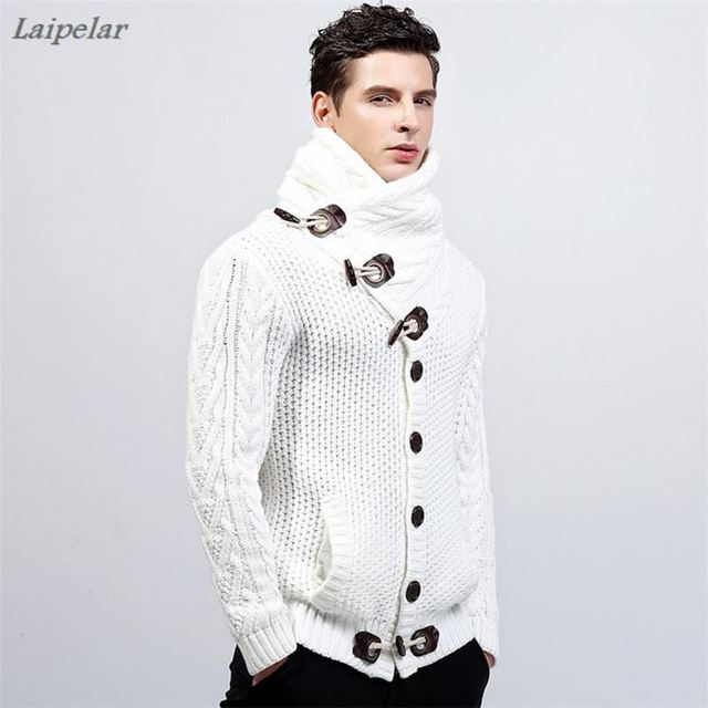 2018 Winter Mens Sweaters And Sweaters Men Turtleneck Brand Knitted Jumper Pullovers Turtleneck Men Sweater Outerwear Laipelar