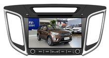 Mtk3360 быстрее скорость 512 МБ Оперативная память WINCE6.0 dvd-плеер автомобиля 1080 P GPS Navi подходит для Hyundai ix25 2015 2016 радио Bluetooth карта камеры