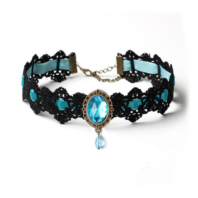 Women's Bohemian Choker Necklace