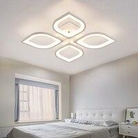 Скандинавский акриловый современный комнатный спальня кухня кровать столовая лампа подвесной светодиодный потолочный светильник светиль