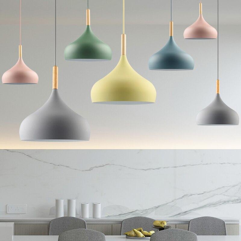 Pas Cher Suspension Lampe Créative Restaurant Abat Jour Salon Salle à  Manger Bar Café Moderne Suspendu