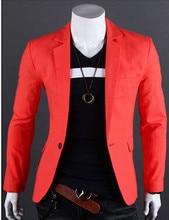 Новые Мода Стильный мужской Костюм, мужская Blazer, деловой Костюм, официально Костюм, 7 цвета Размер: ML-XL-XXL XXXL Бесплатная Доставка, R1000