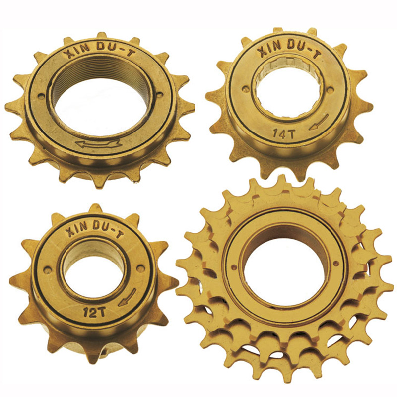Bike Single Speed Freewheel Cog Or 3 Speed Cassette Steel